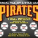 Pirates T Ball