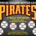 Pirates T Ball